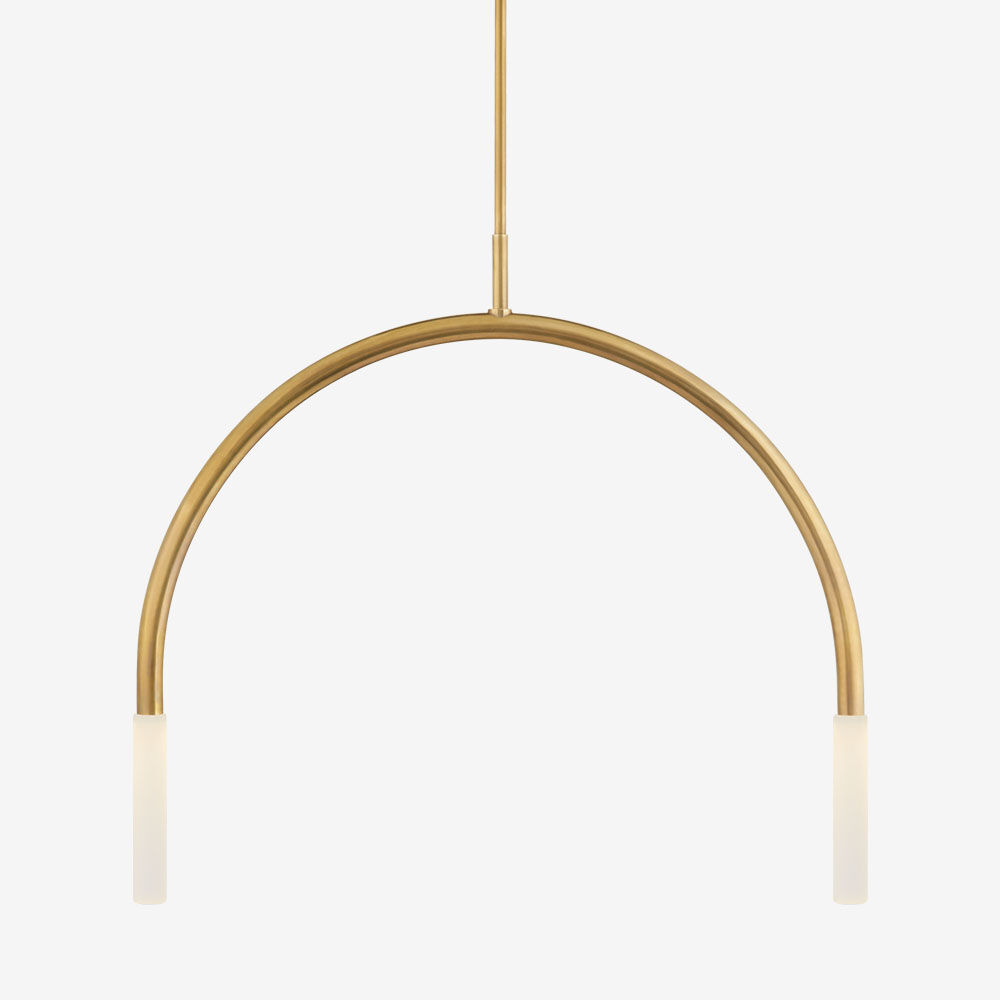 ROUSSEAU MEDIUM LINEAR CHANDELIER