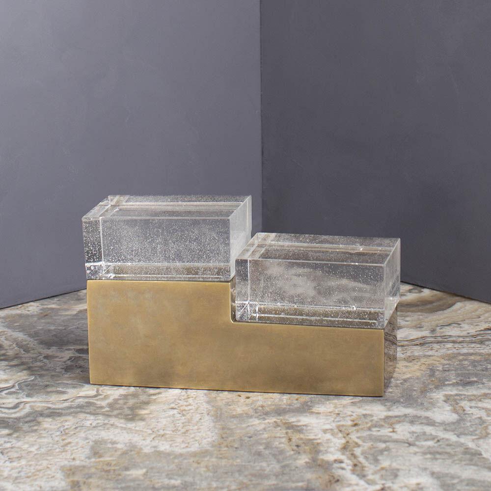 Aria Stepped Box