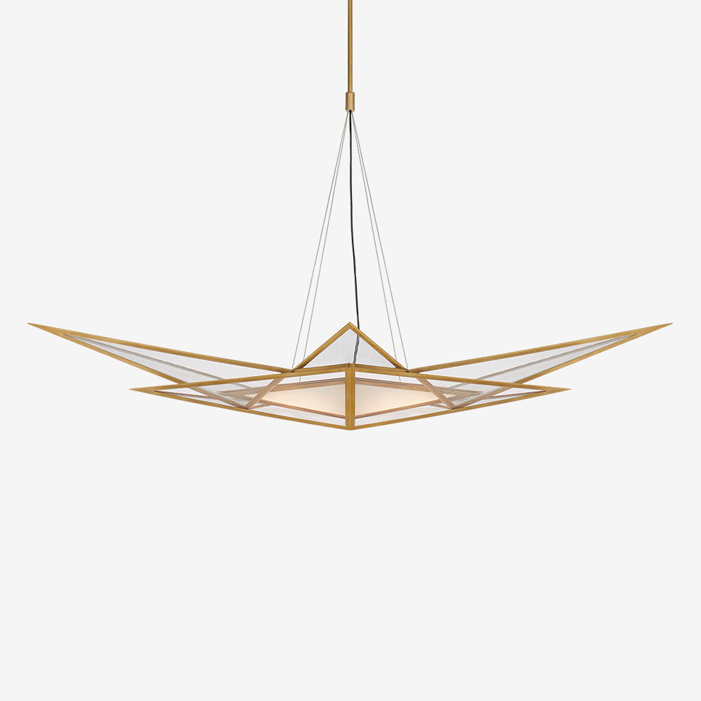 ORI MEDIUM LINEAR CHANDELIER