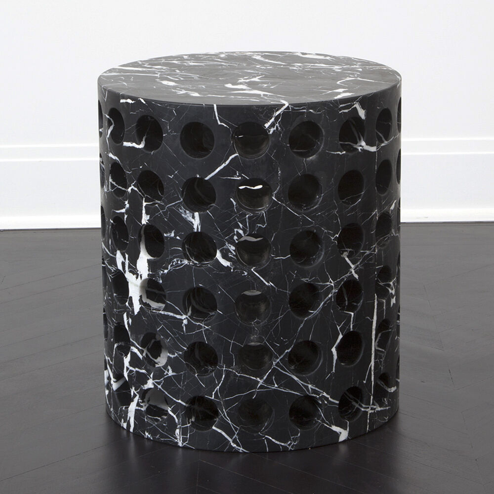 PERFORATED SIDE TABLE