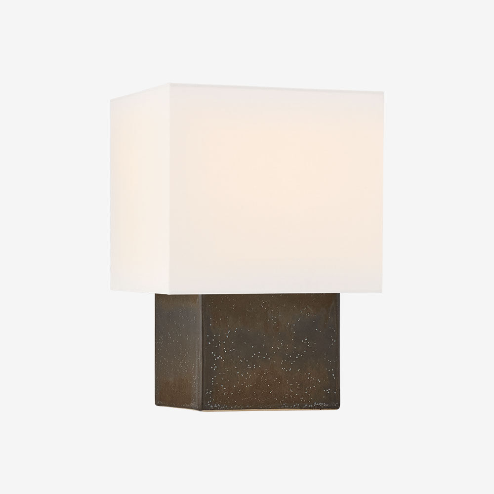 PARI PETITE SQUARE TABLE LAMP