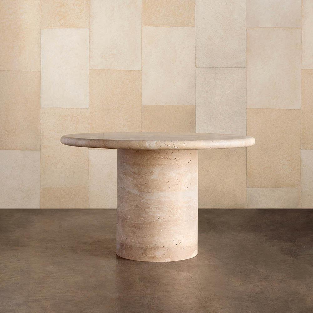 DUME PEDESTAL TABLE