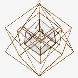 CUBIST LARGE CHANDELIER