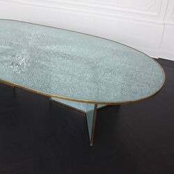 FRACTURED RACETRACK TABLE