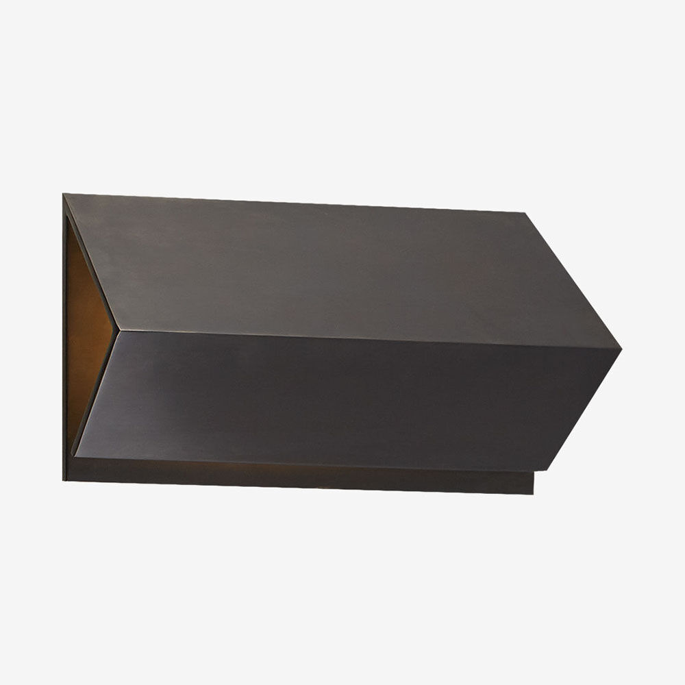 ESKER SMALL TRIANGLE SCONCE