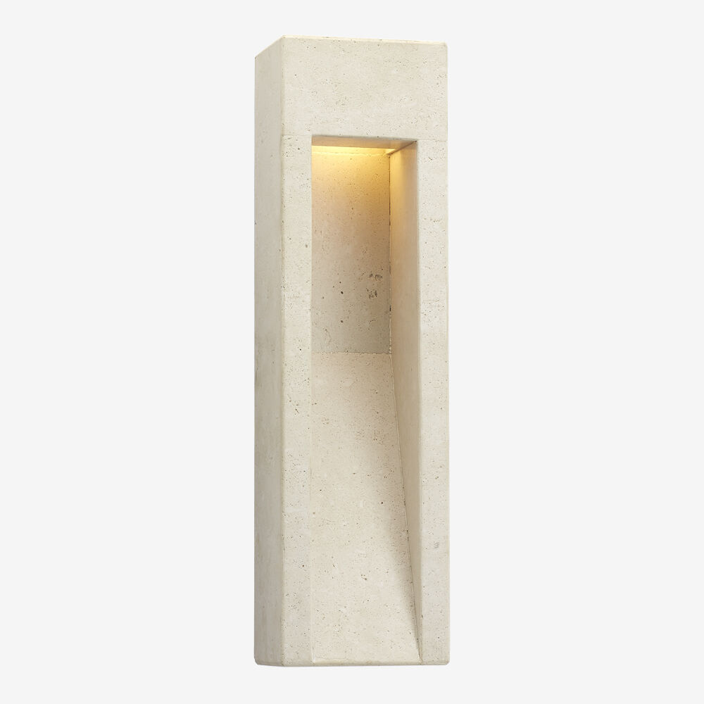 TRIBUTE TALL SCONCE