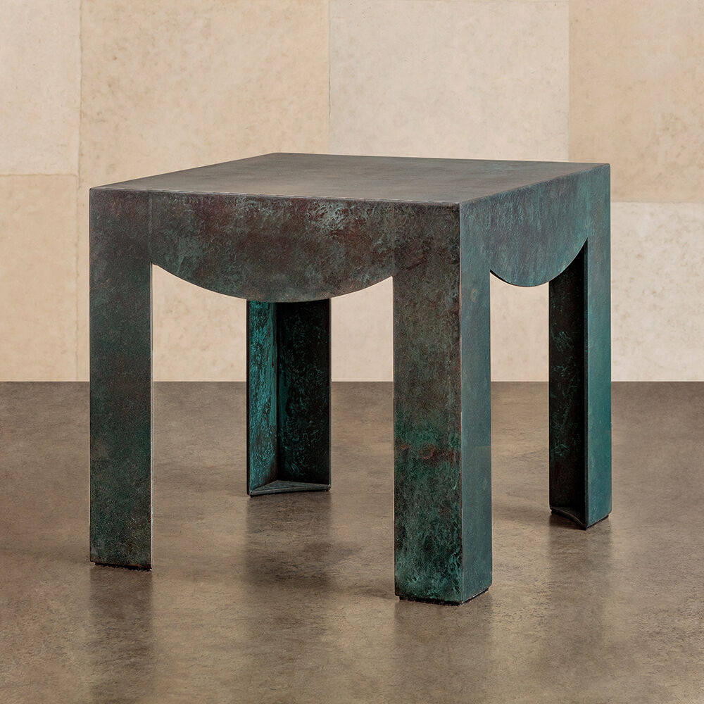PELLE SIDE TABLE