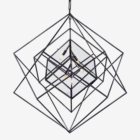 CUBIST MEDIUM CHANDELIER
