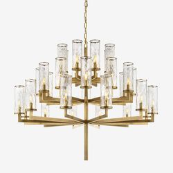 LIAISON TRIPLE TIER CHANDELIER