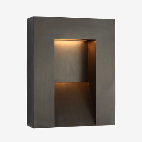 TRIBUTE MEDIUM SCONCE