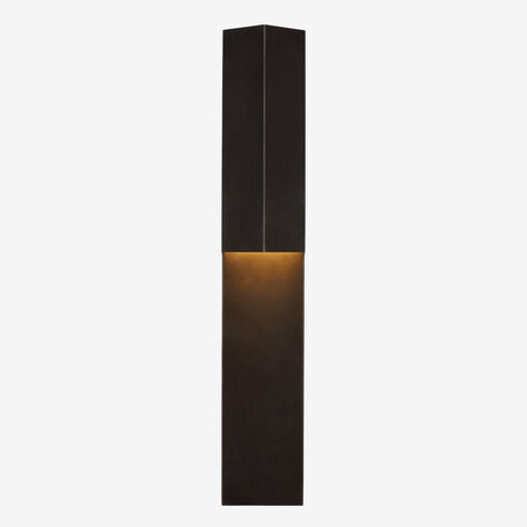 "REGA 30"" FOLDED SCONCE"