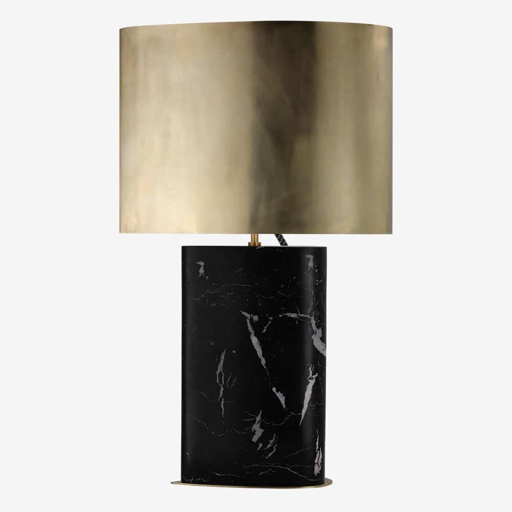 MURRY LARGE TEARDROP TABLE LAMP