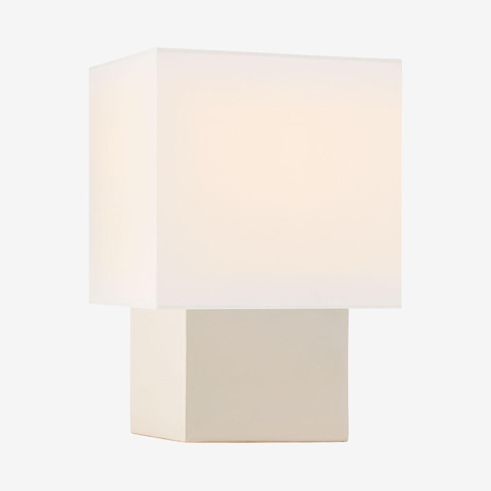 PARI SMALL SQUARE TABLE LAMP