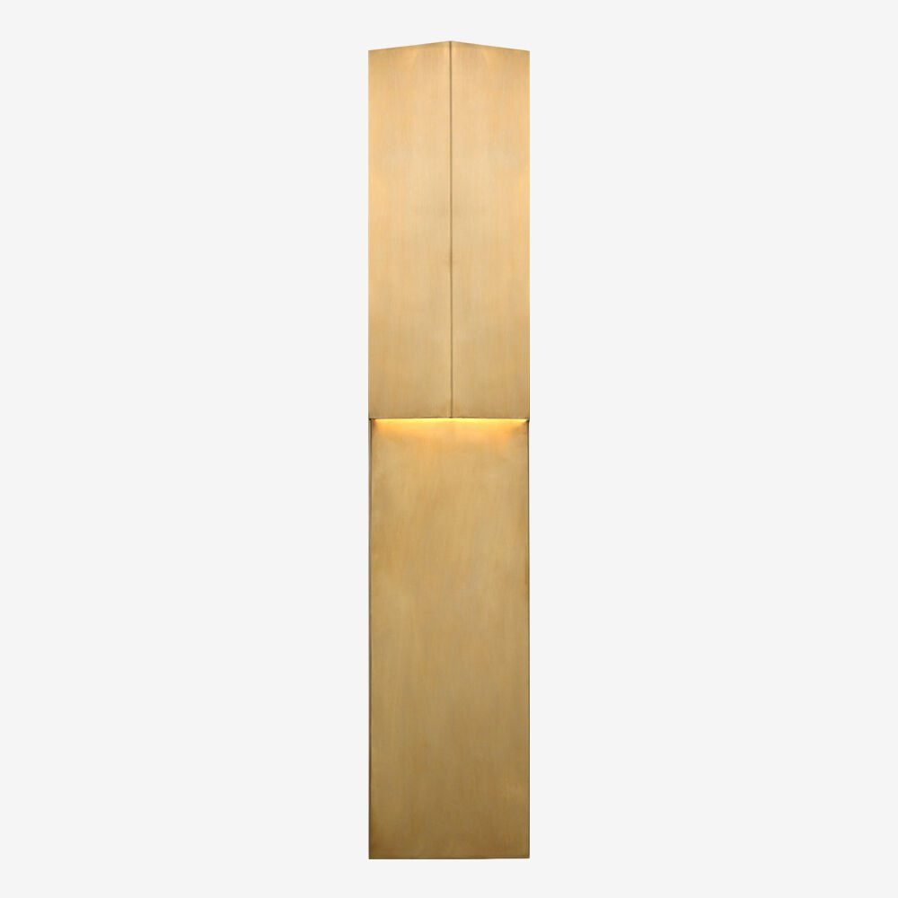 "REGA 24"" FOLDED SCONCE"