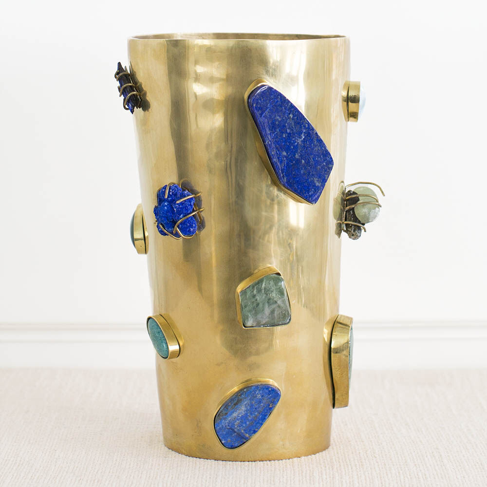 SUPERLUXE BAUBLE VASE