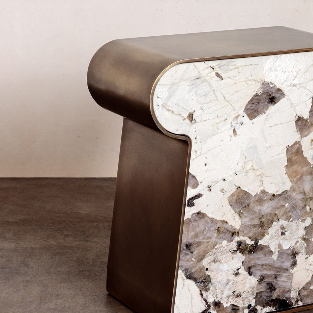 TERNION SIDE TABLE