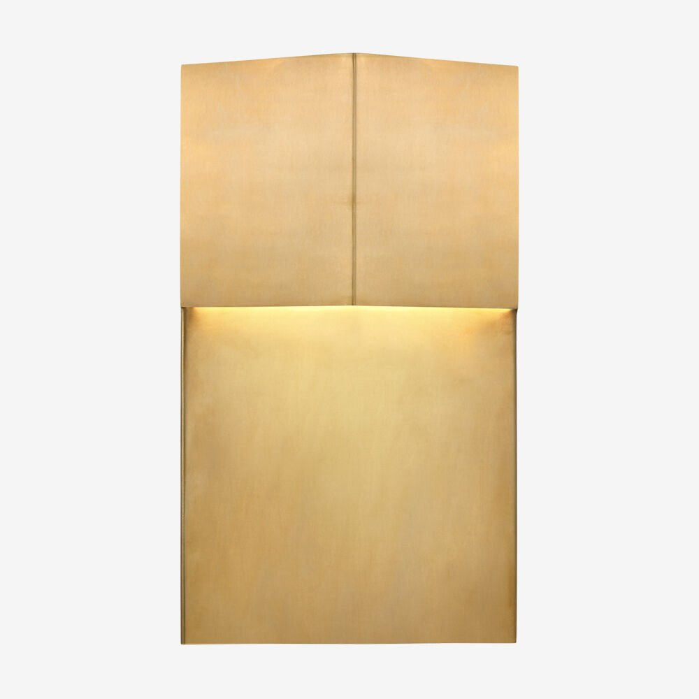 "REGA 12"" WIDE SCONCE"