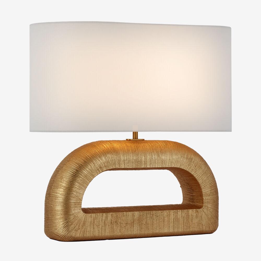 UTOPIA COMBED CONSOLE LAMP