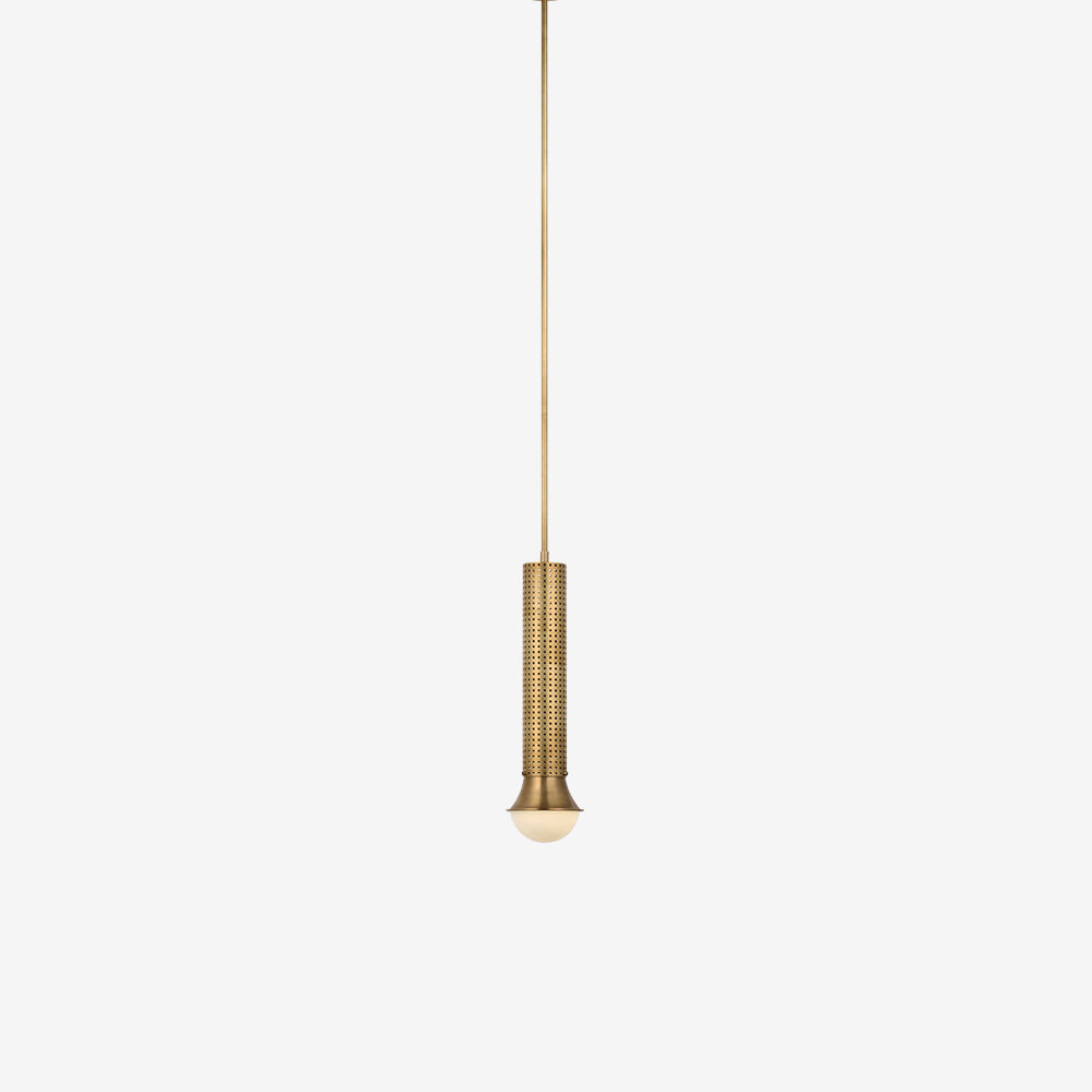 PRECISION PETITE ELONGATED PENDANT