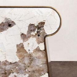 SUPERLUXE TERNION SIDE TABLE
