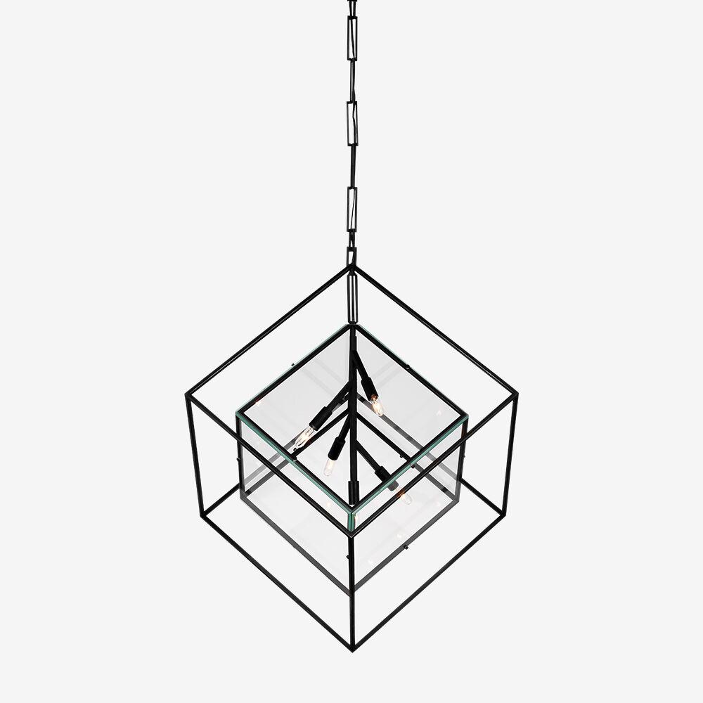 Cubed X-Large Pendant