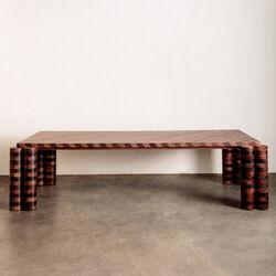 OBLIQUE DINING TABLE