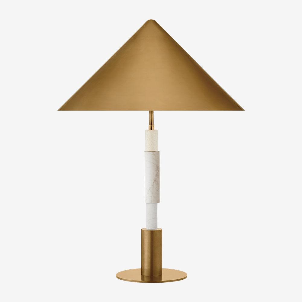 MIRA MEDIUM STACKED TABLE LAMP