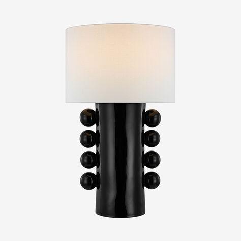 TIGLIA LOW TBLKLE LAMP