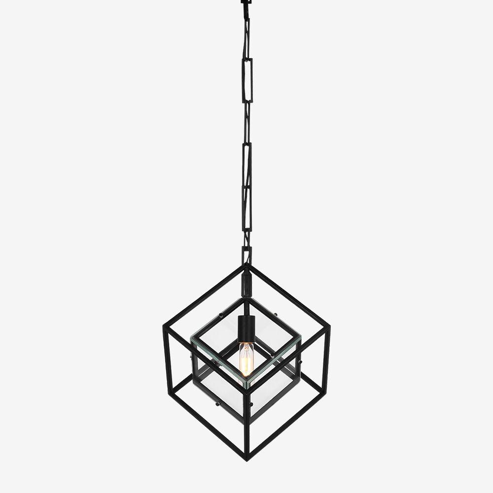 Cubed Medium Pendant