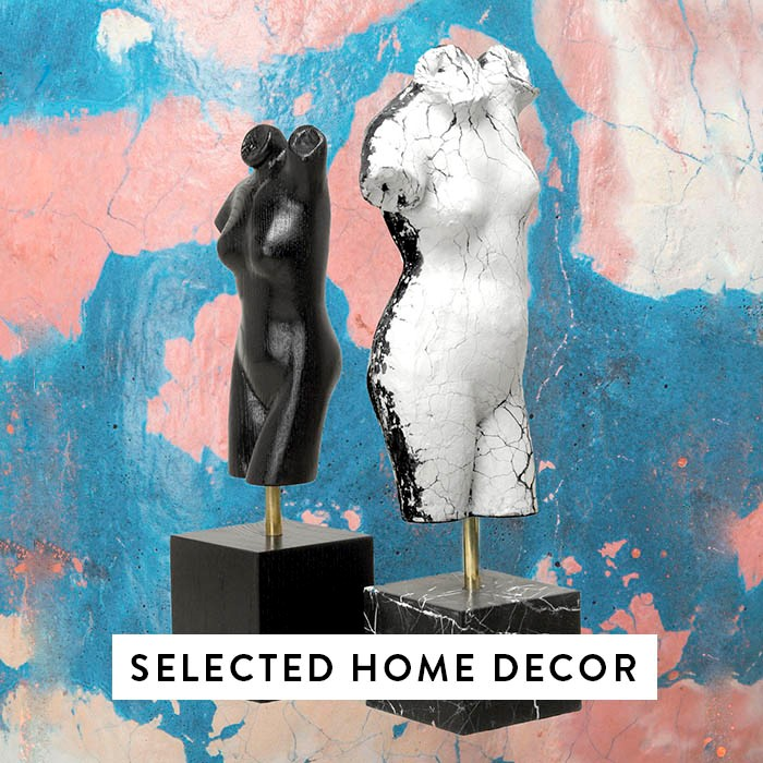 Selected Home Decor