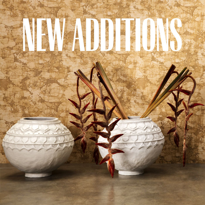 New Arrivals Home Decor