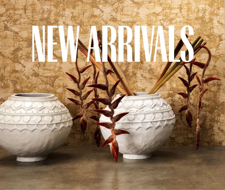 New Arrivals Home Decor